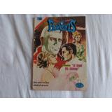 Comic Fantomas La Amenaza Elegante 1976