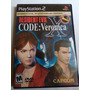 Resident Evil Code Veronica Ps2 5 Anniversary Edition
