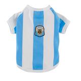 Camiseta De Argentina Para Perros ( Todos Los Talles)