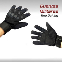 Guantes Tacticos Manos Militares Gotcha Paintball Airsoft