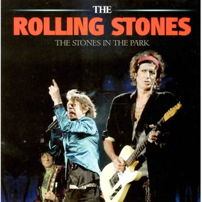 Cd The Rolling Stones The Stones In The Park