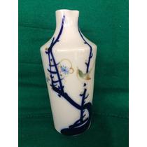 Antigua Botella Porcelana China