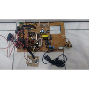 Placa Crt Philco Tpf2941 Completa Flyback Fuh30a006 Microvct