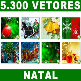Vetores Imagens Natal Estampas + 5.300 Vetores