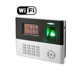 Lector Biométrico Wifi Tiempo Y Asistencia 3000 Huellas