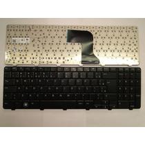 Teclado Dell Inspiron 15r N5010 M5010 Preto - Abnt2 Com Ç