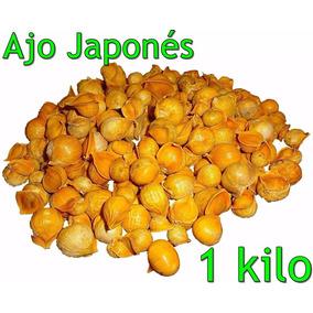 1 Kg Ajo Japonés Envio Gratis