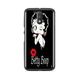 Capa Celular Betty Boop Moto G4