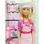 Barbie Chef! Envio Gratis! Original Y Nueva!
