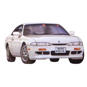 1/24 Id-48 Nissan S14 Silvia \primer Modelo\ Por Fujimi