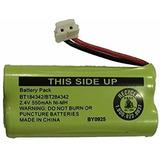 Batería Recargable De Teléfono Inalambrico Bt184342/bt284342