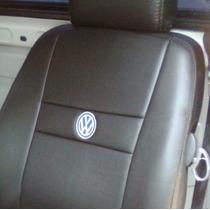 Jogo De Capas Da Saveiro Cabine Simples Com Logo Volkswagen