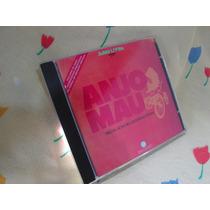 Anjo Mau Trilha Sonora Internacional Novela Cd Remasterizado