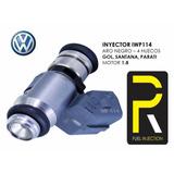 Inyector Volkswagen Gol Parati Santana Iwp044 Iwp114 1.8 1.6