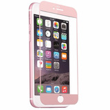 Protector Pantalla 3d Full Cubrimiento Iphone 6 6s Oro Rosa