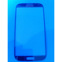 Touch Screen Glass Samsung Galaxy S4 I9500 Negro