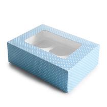 Caja De Cartón Para 6 Cupcakes (1 Cajas) Marca Ibili