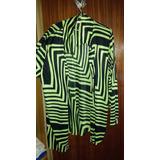 Camisa Colorida Unisex, Ideal Para Vestuario Teatro O Cine