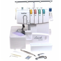 Maquina De Coser Brother 1034d 3-4 Thread Serger Easy Lay