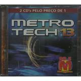 Metro Tech 13 Cd Metro Tech 98,5 Metropolitana Duplo