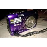 Cámara Digital Nikon Slim
