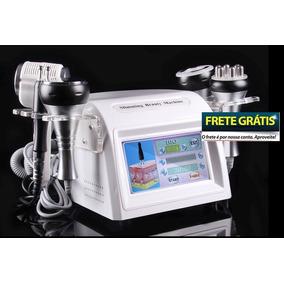 Lipocavitação Radiofrequência Microcorrentes Crioterapia