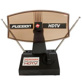 Antena De Televisor Tipo Radar Señal / Hdtv / Vhf / Uhf