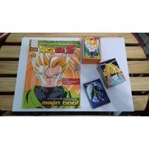 Coleção Dragonball Z 02 Cards Conrad
