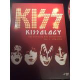 Kiss Kissology Vol 2 4 Dvd Nuevo Y Sellado