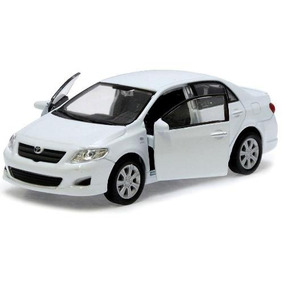Welly 1:34 - 2009 Toyota Corolla - Branco