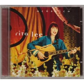 Cd Rita Lee - Acustico Mtv (97053)