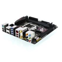 Motherboard Asus Z170i Pro Gaming (1151) Gamer Gtia 36m
