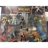 Wow Bonecos World Of Warcraft Miniatures 17pcs
