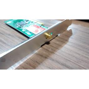 Placa Rede Wireless Encore Enlwi-g2 21514wlg12041b1 S/antena