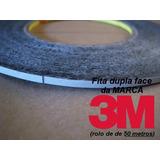 Fita Adesiva 3m Dupla Face 3mm