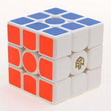 Gans 356s Advanced Cubo De Rubik 3x3 Blanco - Speedcubing