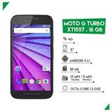 Celular Motorola G Turbo Xt1557.16 Gb . Liberado + Garantía