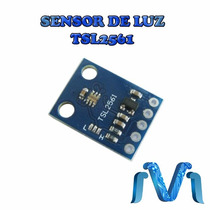 Modulo De Sensor De Intensidades De Luz Para Arduino Tsl2561