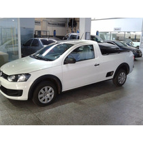Volkswagen Saveiro Cabina Simple 1.6 101cv Financio My17 0km