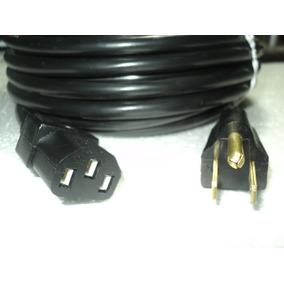 Cable De Alimentacion Con Socket Iec Por Metro