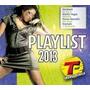 Cd Playlist Transamerica 2013 Original Lacrado Pronta Entreg