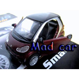 Mc Mad Car Auto Smart Maisto Armar Superauto 1/36 Coleccion