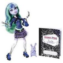 Monster High - 13 Wishes - Desejos - Twyla