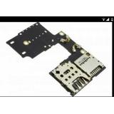 Flex Lector Sim Card Chip Micro Sd Motorola Moto G3 Envio Gr