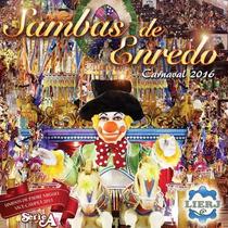 Sambas De Enredo - Carnaval 2016 - Serie A - Cd