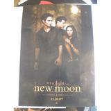 Imperdible Poster Original Pelicula Crepusculo Luna Nueva