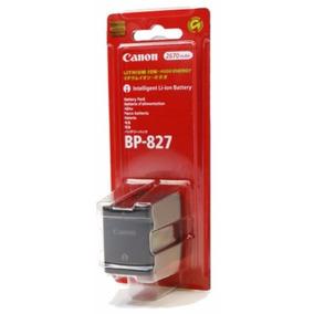 Bateria Pila Original Canon Mod Bp-827