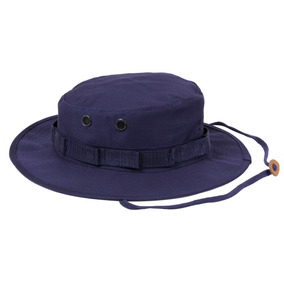 Pava Rothco Military Boonie Hat Color Azul Oscuro