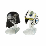 Nuevos! Cascos De Star Wars Titanium Black Series #01