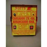 Cargador Arrancador 12v 40-400 Amp Inyeccion Electronica